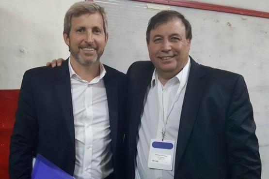 Tomasso anunció formalmente su candidatura a gobernador y hoy llega a Río Gallegos