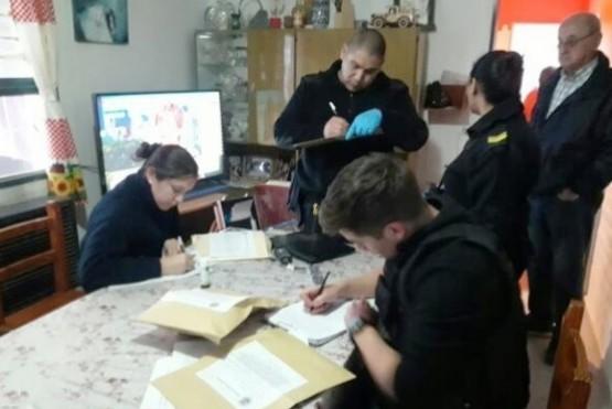 Allanamientos en domicilios particulares por amenazas a la Escuela Politécnica