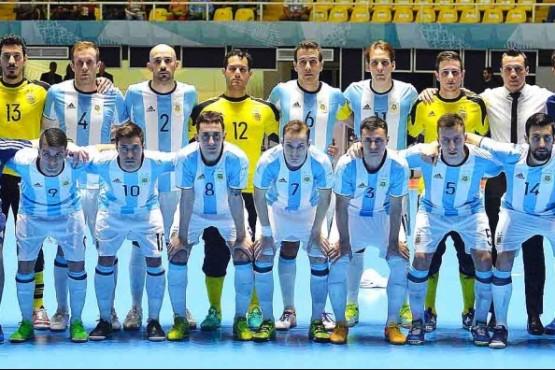 La selección campeona del mundo jugará en Río Gallegos.