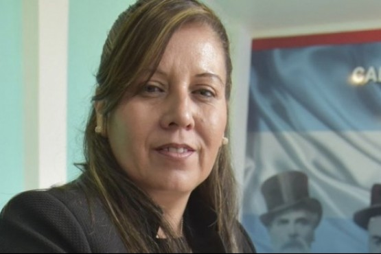 Finalmente Liliana Andrade será la Vice de Eduardo Costa