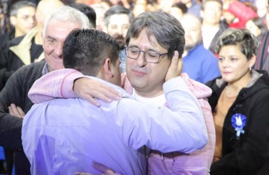 Vidal y Harasic,la fórmula de Ser Santa Cruz