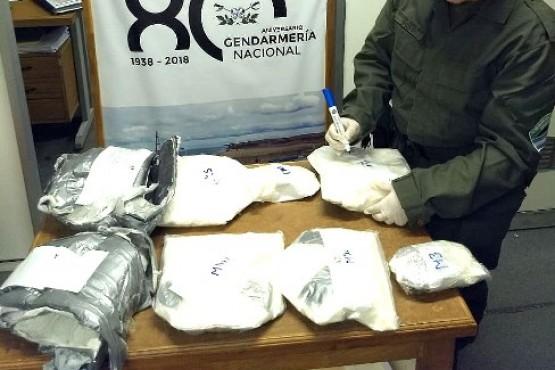 Dos detenidas por transportar cocaína desde Río Gallegos a Tierra del Fuego