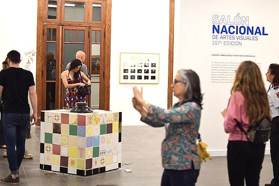 El Salón Nacional de Artes Visuales convoca a los artistas de Santa Cruz
