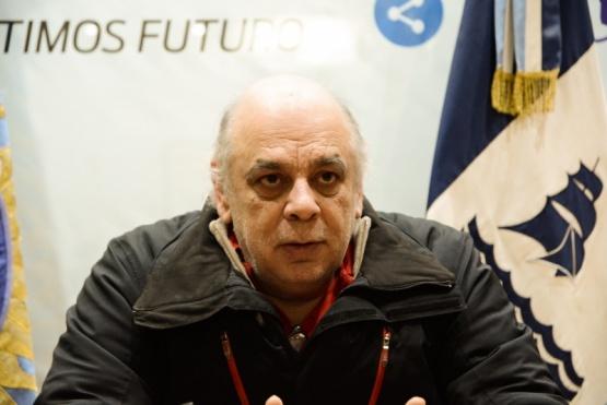 Intendente Roberto Giubetich