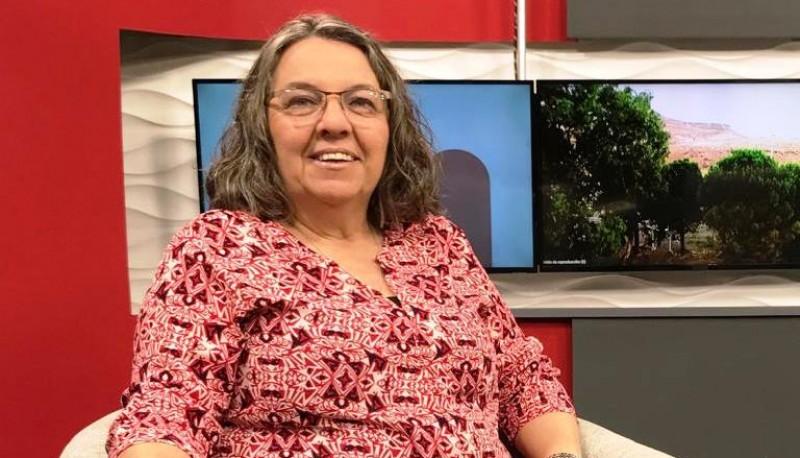 a ministra de la Familia y Promoción Social del Chubut, Valeria Saunders