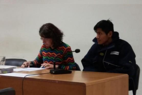 Dos meses de prisión preventiva para la ex pareja de Fernández Quelca