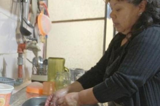 """""""Siempre remamos en la cultura que considera que la ama de casa no es trabajadora"""""""
