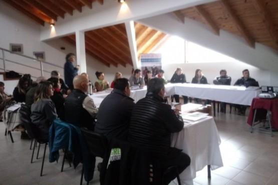 Se concreta reunión del Consejo Provincial de Turismo
