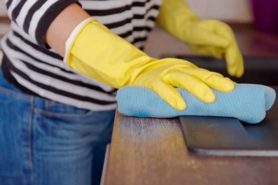 Empleadas domésticas acordaron un aumento del 30%
