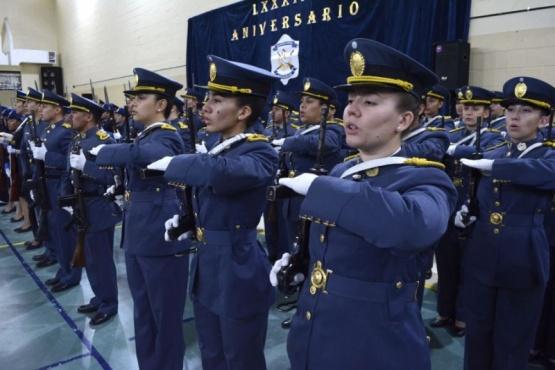 El miércoles abren las inscripciones para el ingreso a la Policía