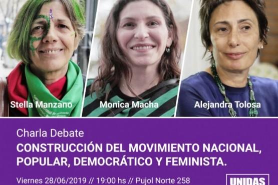 Mónica Macha participará de la Marcha contra los Transfemicidios y Travesticidios