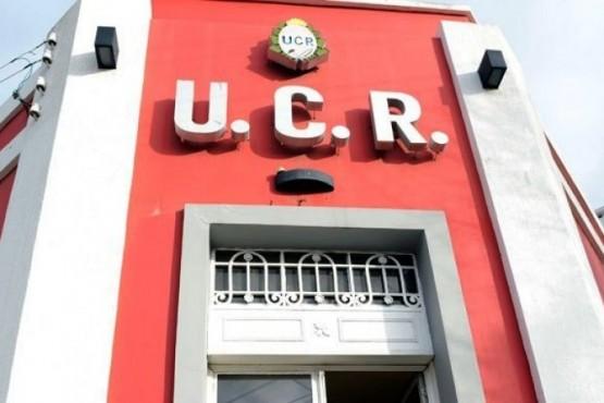 La UCR Santa Cruz celebró 128 años del partido