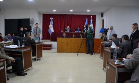 Sesión realizada durante la jornada de hoy.