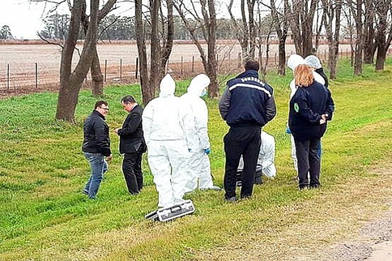 Detienen a un caletense por arrojar tres kilos de cocaína