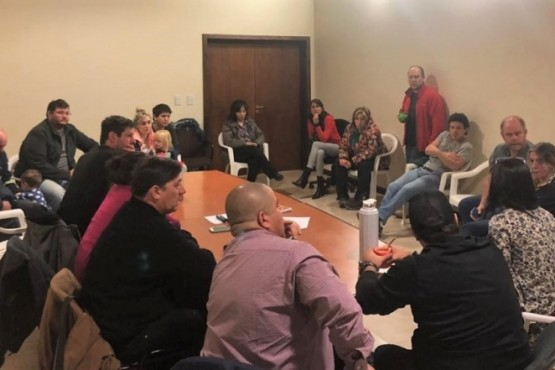 Hubo reunión Intersectorial por el SAMIC