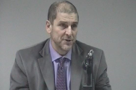 Fabio Monti, el juez de la causa.