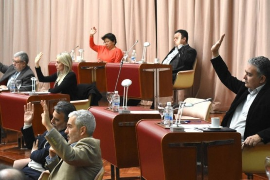 Legislatura se ampliará del ejido de la capital Rawson