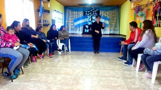 """Se realizó taller de """"Comunicación y Fortalecimiento de Vínculos"""""""