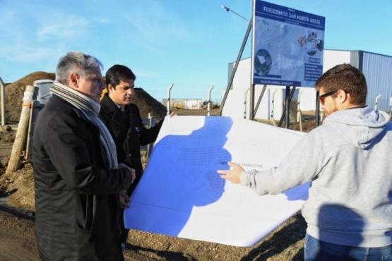 Licitaron la red de gas para el B° San Martín Norte