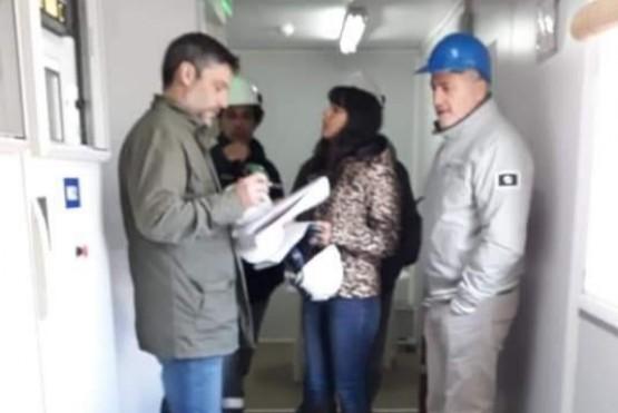 Se realizó el traspaso de las centrales de Gobernador Costa y Río Mayo a la Provincia