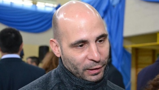 Fernando Basanta, Min. de Gobierno.