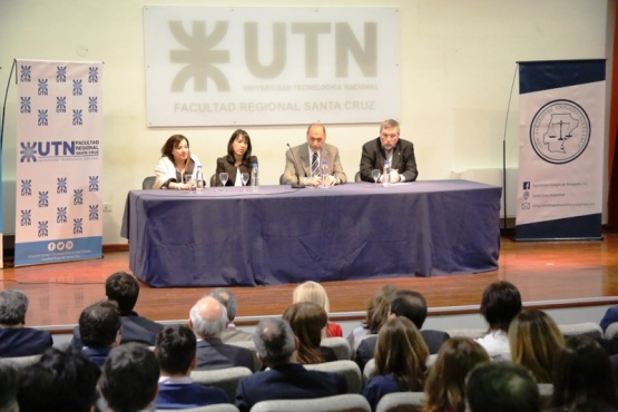 Zaffaroni realizó ayer una charla magistral en la UTN. (C.G.).