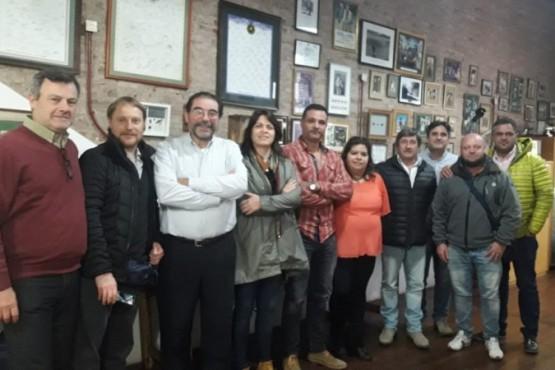 Chubut presente en reunión de la Comisión de Pesca Deportiva Continental Patagónica