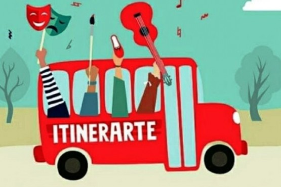 "El Programa ""Itinerarte"" llega a Trevelin"