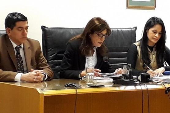 Audiencia de imposición de pena por el homicidio de Samuel Ovejero