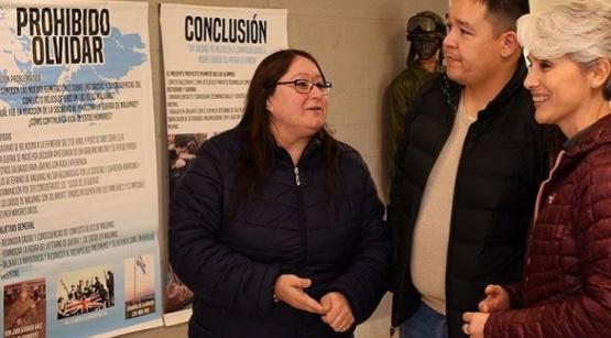 Veteranos de Malvinas se congregarán en Caleta Olivia