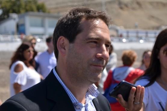 Precandidato a intendente de Comodoro Rivadavia por el Frente de Todos, Juan Pablo Luque