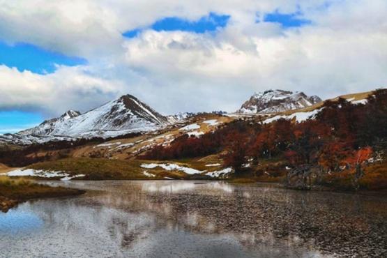 Calafate, Río Turbio, Chaltén y Los Antiguos, los destinos fuertes del invierno