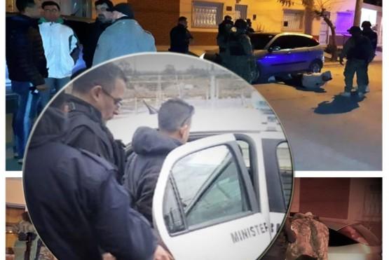 """Cayeron otros presuntos miembros de la """"banda narco"""" desbaratada el fin de semana"""