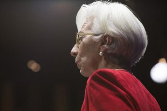 Christine LagardeFuente: Bloomberg