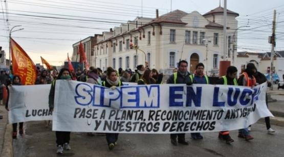 Convocaron a conciliación a los trabajadores del SIPEM