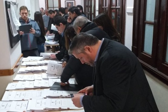 Juzgado Electoral (Foto C.R.)