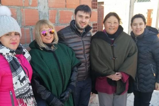 Torres se reunió con asociaciones, comerciantes e industriales de Madryn