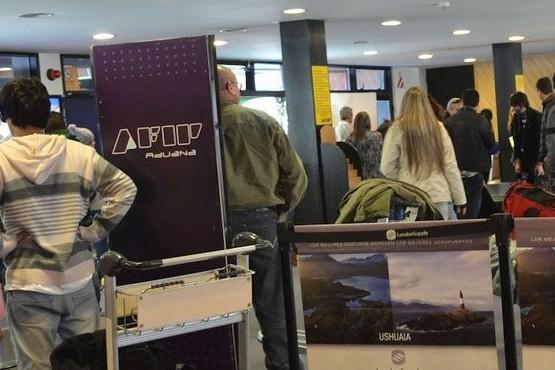 Récord para el aeropuerto de Ushuaia en el primer semestre
