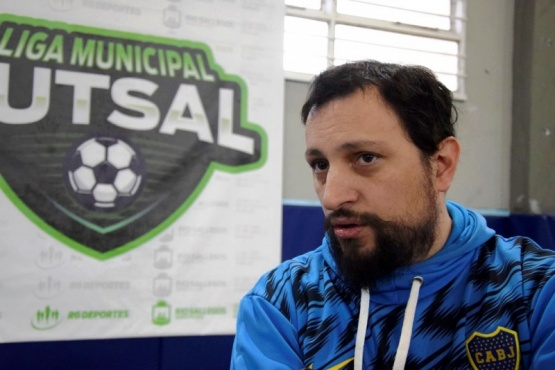 Fin de semana de definiciones en la Liga Municipal de Futsal