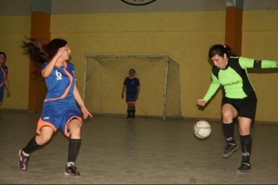 El fútbol de salón mueve mucha gente en Río Gallegos.