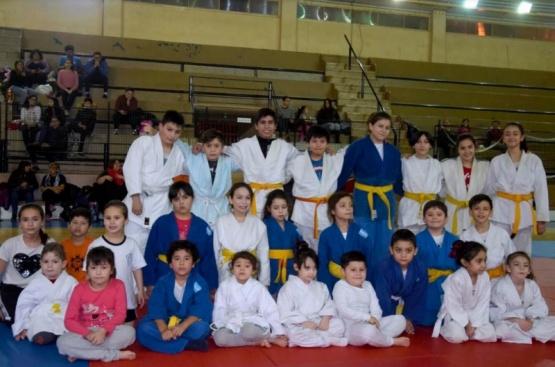 Juegos Evita: Cerraron las instancias locales de Judo