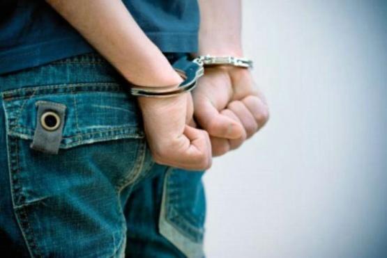 Dos mayores y un menor fueron detenidos con elementos robados