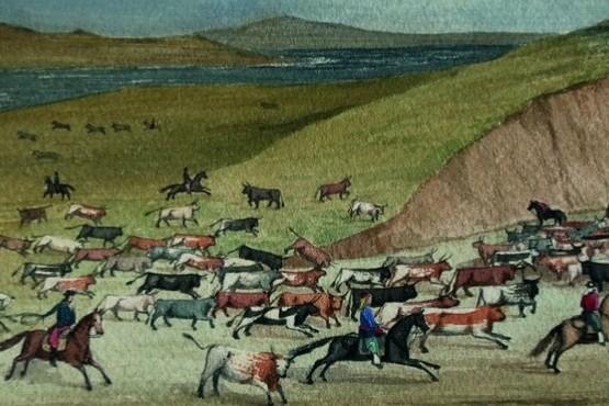 Malvinas: los olvidados gauchos enterrados en las islas que también hicieron historia