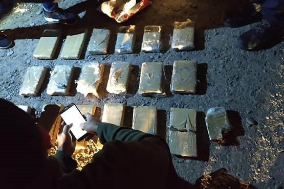 Otro golpe al narcotráfico en Trelew