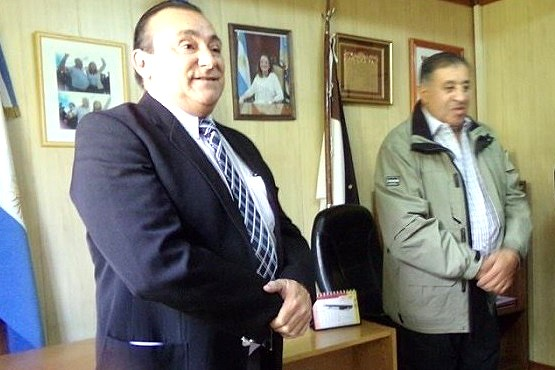 Cardozo asumió en febrero de 2017. (Foto Ahora Calafate).