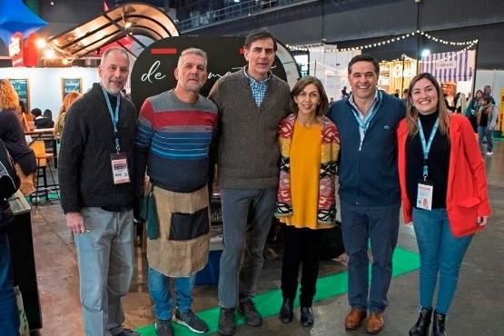 20 productores chubutenses se destacan en la Feria Caminos y Sabores en Buenos Aires