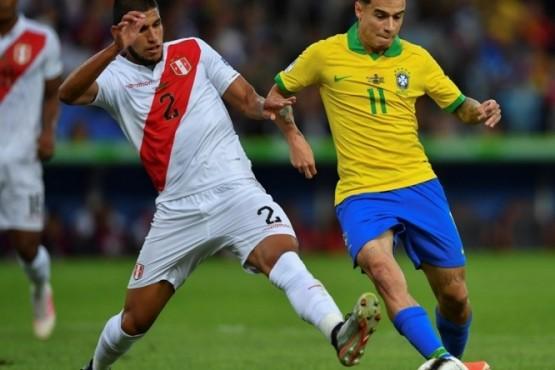 Brasil se quedó con la Copa América