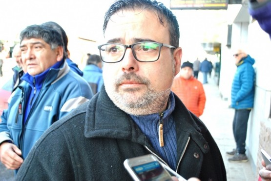Jorge Caminiti, secretario de Gobierno.