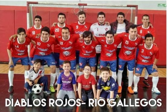 El equipo que jugará en Chile.