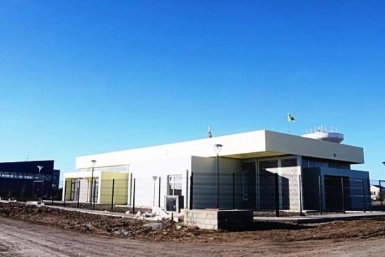 El Centro de Salud está ubicado lindante al Centro Administrativo.